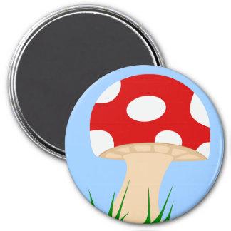 Mushroom Magnet
