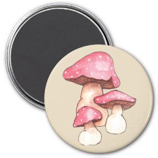 Mushroom Magnet - Kitchen Magnet - Fridge Magnet