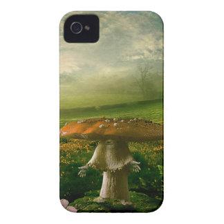 Mushroom Man Case-Mate Blackberry Case