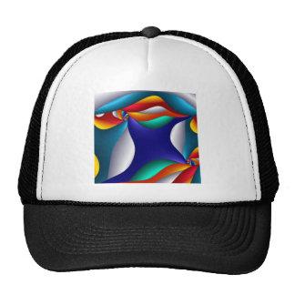 Mushroom, Modern and Contemporary Art Trucker Hat