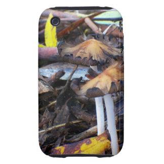 Mushroom on Rainforest Floor 3G/3GS CaseMate Tough Tough iPhone 3 Case