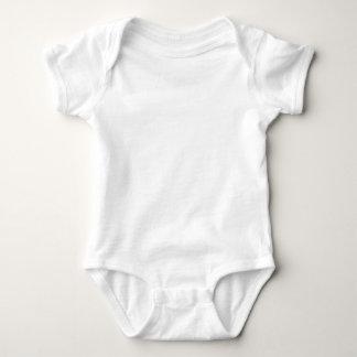 Mushroom Power Baby Bodysuit