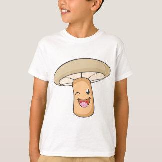 Mushroom Shirt : Cute Happy Mushroom Shirt