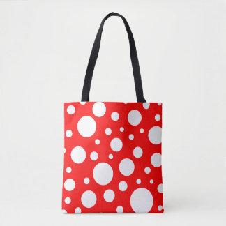 Mushroom Spots Tote Bag