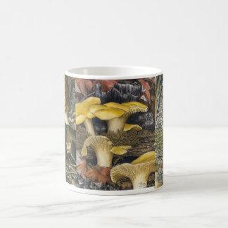 Mushrooms 2 coffee mug