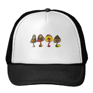 Mushrooms Cap
