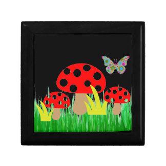 Mushrooms Gift Box
