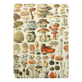 Mushrooms Vintage Style iPad Pro Smart Cover iPad Pro Cover