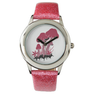 Mushrooms… Wrist Watches