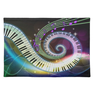 Music 1 Placemat