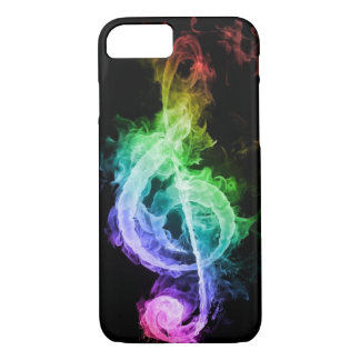 Music abstract note iPhone 7 case