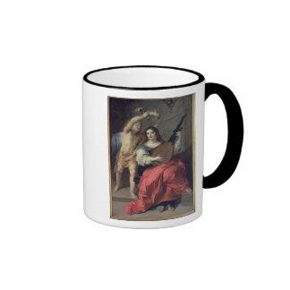 Music and Love, 1652 Mug
