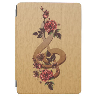 Music and Roses iPad Air Cover