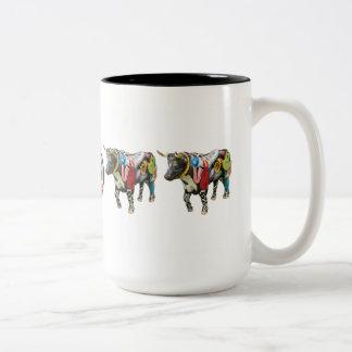"""""""Music B. Ox"""" 15 oz mug"""