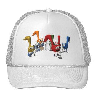 Music Band Hat