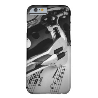 Music Barely There iPhone 6 Case
