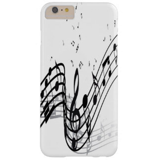 Music Barely There iPhone 6 Plus Case