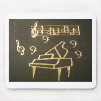 Music Beautiful Music Mouse Mat