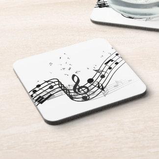 Music Beverage Coaster
