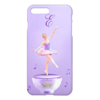 Music Box Ballerina Customizable iPhone 7 Plus Case