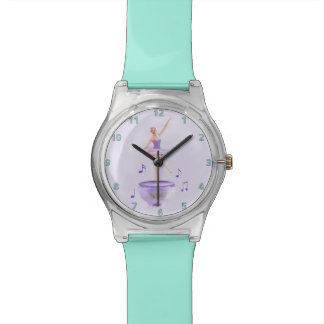 Music Box Ballerina Watch