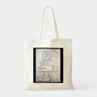 music box budget tote bag