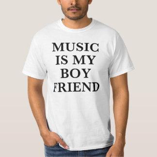 music boyfriend t-shirts