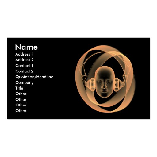 music_business_2 business card templates