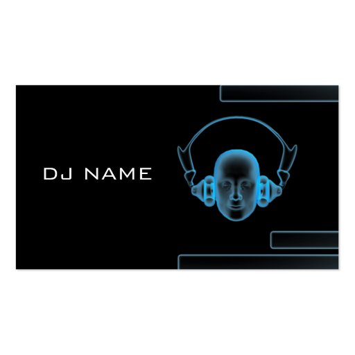 Premium dj business card templates page7 for Dj business card templates free