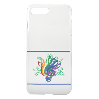 Music Clef Bouquet iPhone 7 Plus Case