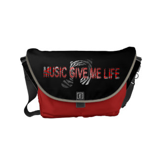MUSIC COMMUTER BAGS