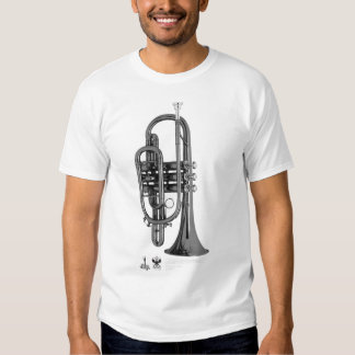 Music_Cornet_01 T-shirt