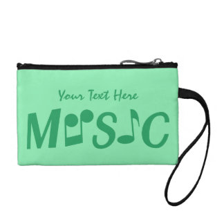 MUSIC custom accessory bags