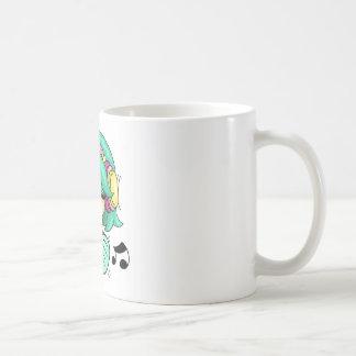 Music cutie mug