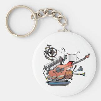 Music Device Keychain