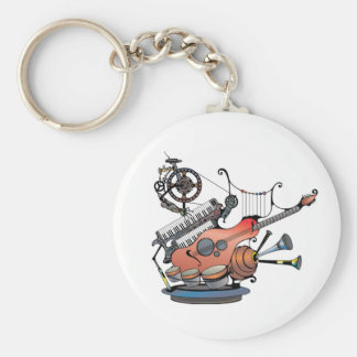 Music Device Keychain