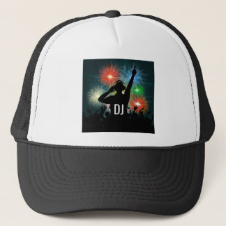 Music DJ custom hats