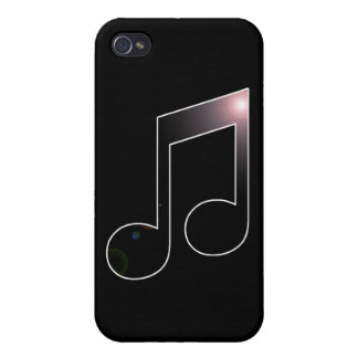 Music Eighth Note iPhone 4 Cover