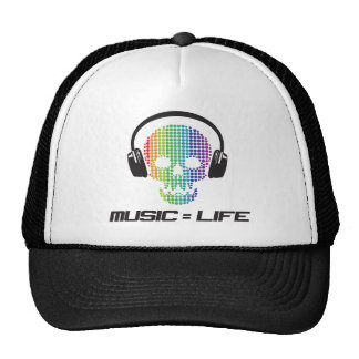 music equals life products cap