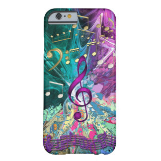 Music Explosion iPhone 6 Case