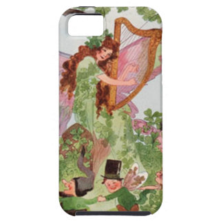 Music Faerie Playing Music iPhone 5 Case