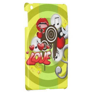 Music Fantasy iPad Mini Cases