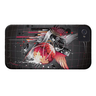Music Fantasy iPhone 4 Cover