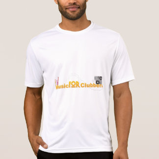 Music For Clubbers Performance Micro-Fiber T-Shirt