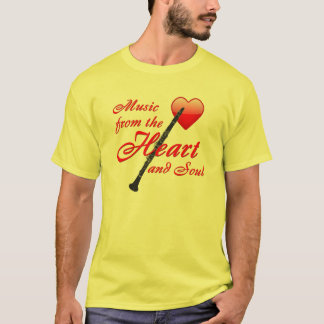 Music from the Heart and Soul T-Shirt