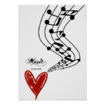 Music from the Heart Print