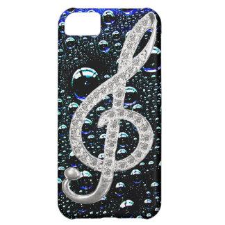 Music Gclef Symbol iPhone 5C Cover