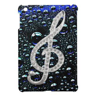 Music Gclef Symbol iPad Mini Covers