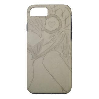 Music Girl iPhone 7 Case
