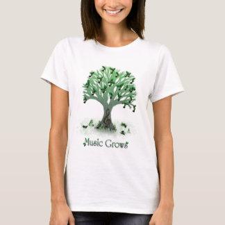 Music Grows T-Shirt